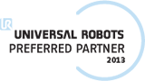 Universal Robots Preferred Partner Award